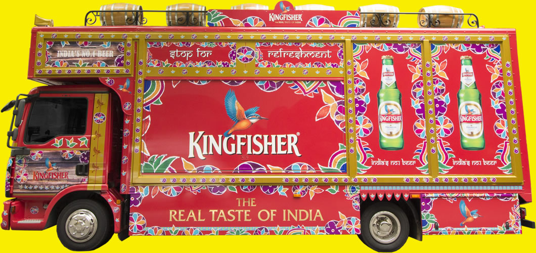 Kingfisher Bus